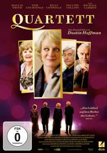 Quartett, DVD