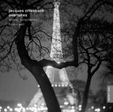 Jacques Offenbach (1819-1880): Ouvertüren, CD