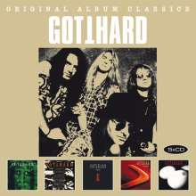 Gotthard: Original Album Classics, 5 CDs