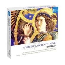 Andrew Lawrence-King Edition (dhm-Edition), 10 CDs