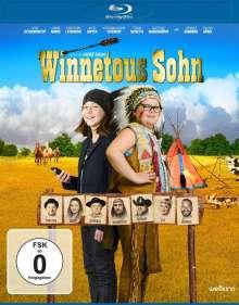 Winnetous Sohn (Blu-ray), Blu-ray Disc