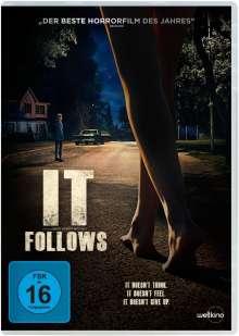 It Follows, DVD