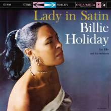 Billie Holiday (1915-1959): Lady In Satin (180g), LP