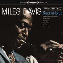 Miles Davis (1926-1991): Kind Of Blue (180g), LP