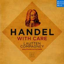 Georg Friedrich Händel (1685-1759): Handel with Care - Händel-Arien instrumental, CD