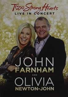 John Farnham & Olivia Newton-John: Two Strong Hearts: Live In Concert 2015, DVD