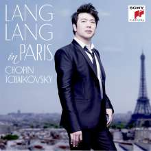 Lang Lang in Paris (Deluxe-Doppel-CD-Version mit DVD), 2 CDs und 1 DVD