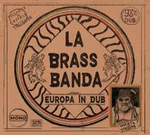 LaBrassBanda: Europa In Dub, CD