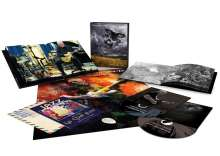 David Gilmour: Rattle That Lock, 1 CD und 1 Blu-ray Disc