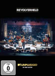 Revolverheld: MTV Unplugged in drei Akten, 2 DVDs