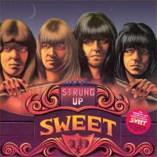 The Sweet: Strung Up (180g) (Limited Edition) (Purple Vinyl), 2 LPs