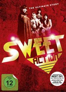 The Sweet: Action! The Ultimate Sweet Story (DVD Action-Pack), 3 DVDs