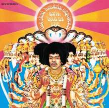 Jimi Hendrix: Axis: Bold As Love (180g), LP