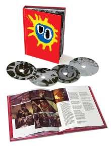 Primal Scream: Screamadelica, 4 CDs