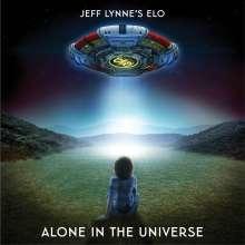 Jeff Lynne's ELO: Alone In The Universe, CD