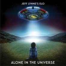 Jeff Lynne's ELO: Alone In The Universe (180g), LP