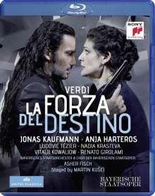 Giuseppe Verdi (1813-1901): La Forza del Destino, Blu-ray Disc
