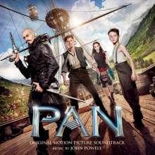 John Powell (geb. 1963): Filmmusik: Pan, CD