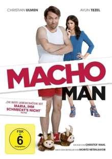 Macho Man, DVD