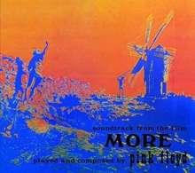 Pink Floyd: Filmmusik: More (Digisleeve), CD