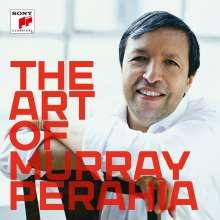 The Art of Murray Perahia, 10 CDs