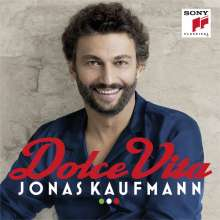 Jonas Kaufmann – Dolce Vita (Deluxe-Edition), CD