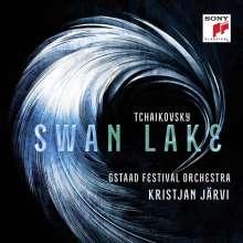Peter Iljitsch Tschaikowsky (1840-1893): Schwanensee op.20, CD