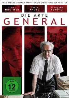 Die Akte General, DVD