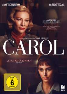 Carol, DVD