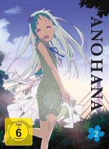 AnoHana Vol. 2, 2 DVDs