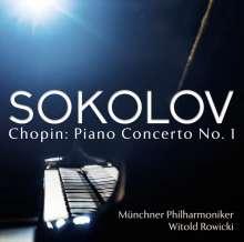 Frederic Chopin (1810-1849): Klavierkonzert Nr.1 (Exklusive SACD-Version für jpc), Super Audio CD
