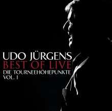 Udo Jürgens: Best Of Live: Die Tourneehöhepunkte Vol. 1, 2 CDs