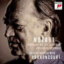 "Wolfgang Amadeus Mozart (1756-1791): Symphonie Nr.35 ""Haffner"", CD"