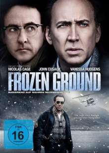 Frozen Ground, DVD