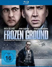 Frozen Ground (Blu-ray), Blu-ray Disc