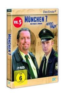 München 7 Vol. 5, 3 DVDs