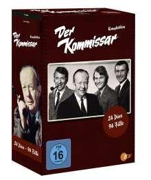 Der Kommissar (Komplette Serie), 24 DVDs