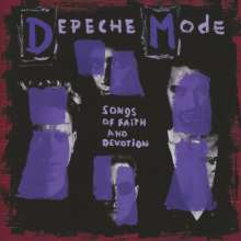 Depeche Mode: Songs Of Faith And Devotion, CD