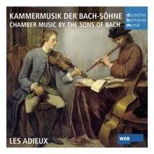 Kammermusik der Bach-Söhne, CD