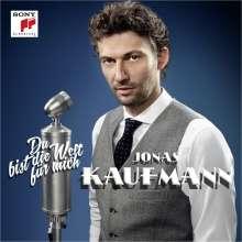 Jonas Kaufmann - Du bist die Welt für mich (180g), 2 LPs