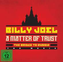 Billy Joel: A Matter Of Trust: The Bridge To Russia: The Concert, 3 CDs
