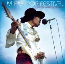 Jimi Hendrix: Miami Pop Festival (180g), 2 LPs