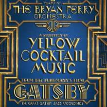 Bryan Ferry Orchestra: The Great Gatsby, CD