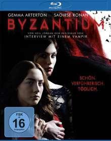 Byzantium (Blu-ray), Blu-ray Disc