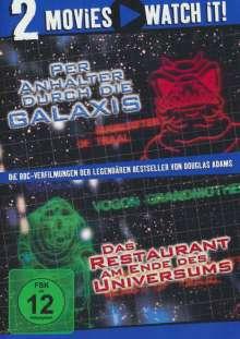 Per Anhalter durch die Galaxis / Das Restaurant am Ende des Universums, DVD