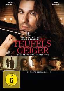 Der Teufelsgeiger, DVD