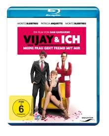 Vijay und ich (Blu-ray), Blu-ray Disc