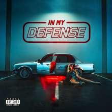Iggy Azalea: In My Defense (Marbled Red Vinyl), LP