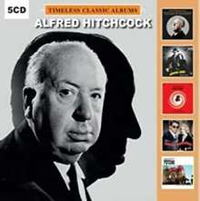 Filmmusik: Alfred Hitchcock: Timeless Classic Albums, 5 CDs