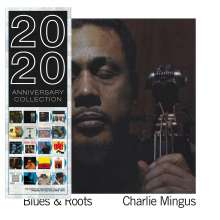 Charles Mingus (1922-1979): Blues & Roots (180g) (Limited Edition) (Blue Vinyl), LP